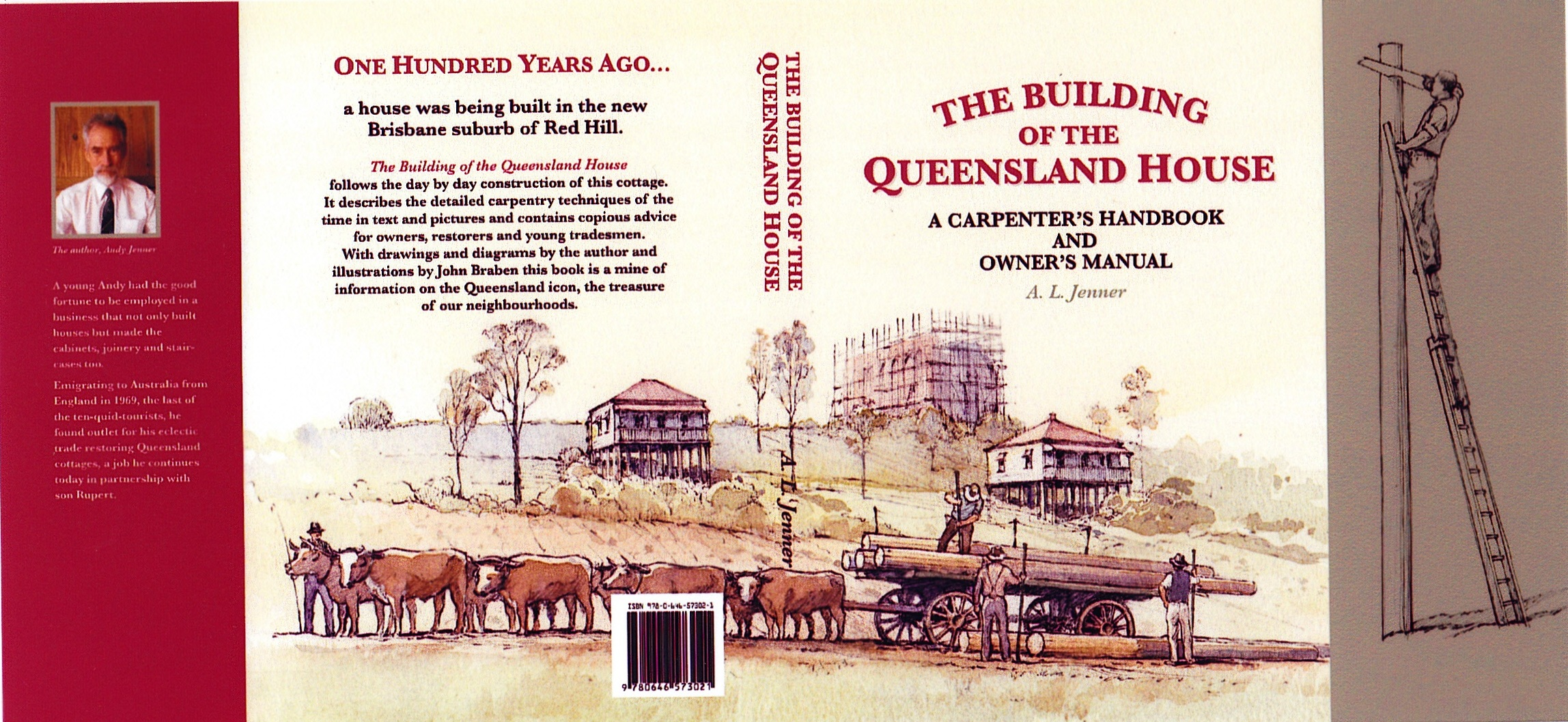 The Building of the Queensland House