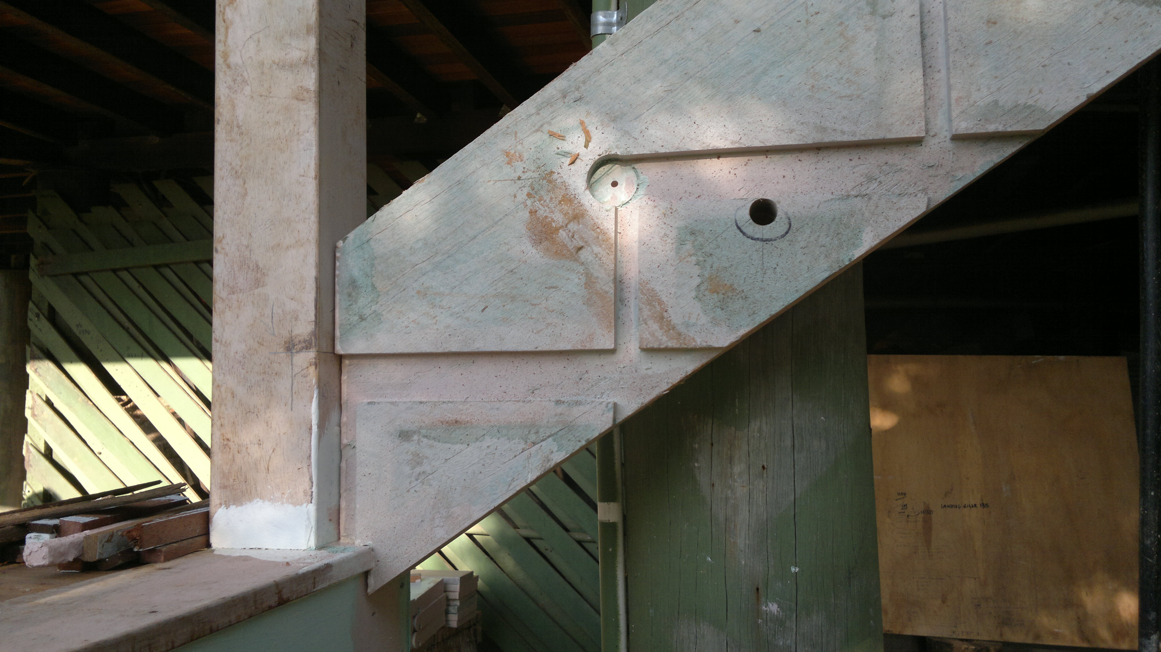 Restoring The Queensland House: heritage-listed carpentry
