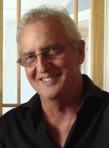 the artist John Braben